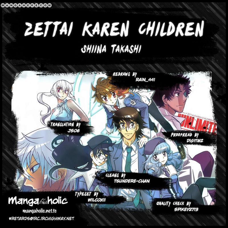Zettai Karen Children 330 Page 1