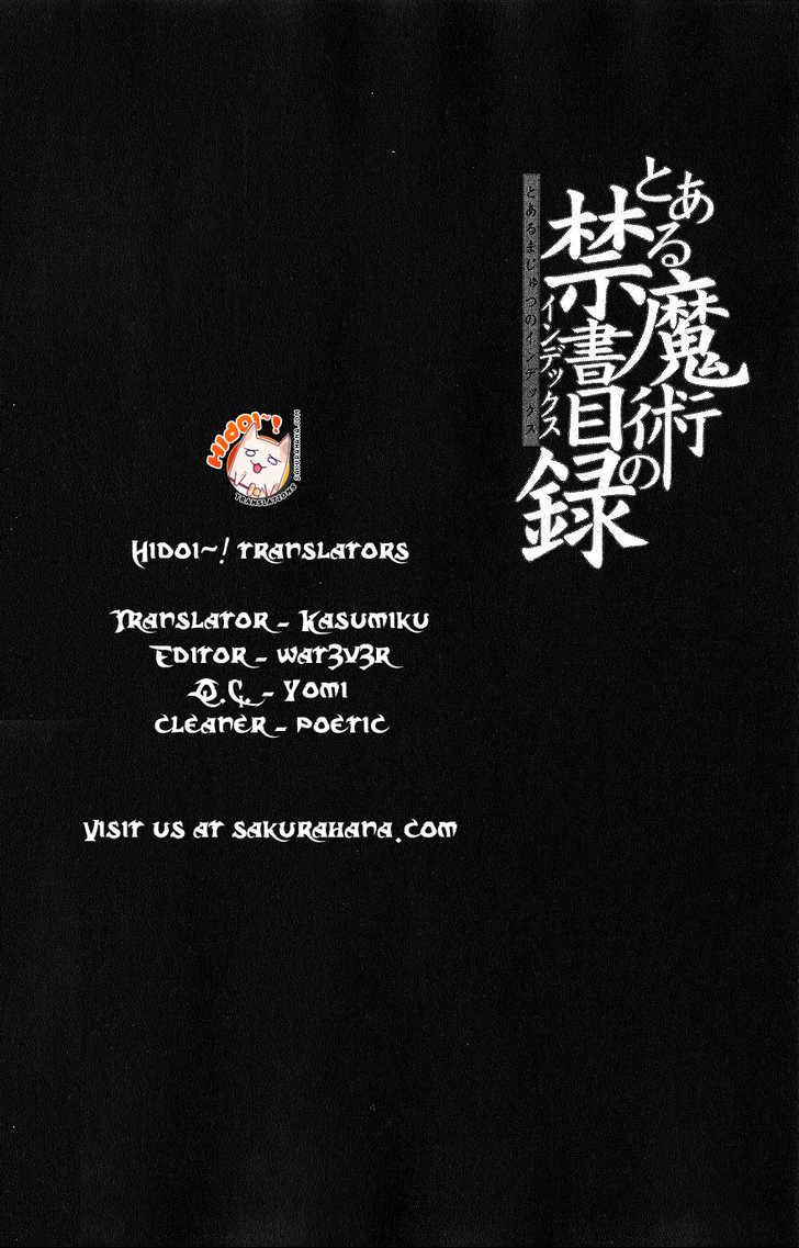 To Aru Majutsu no Index 2 Page 1