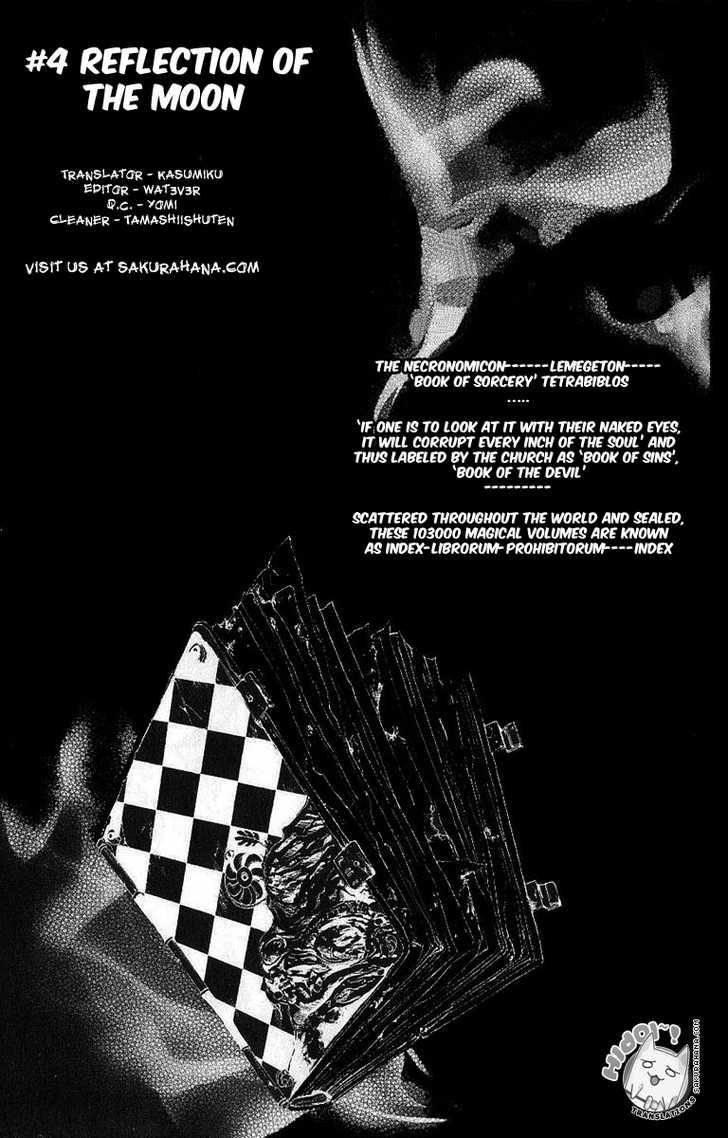 To Aru Majutsu no Index 4 Page 4