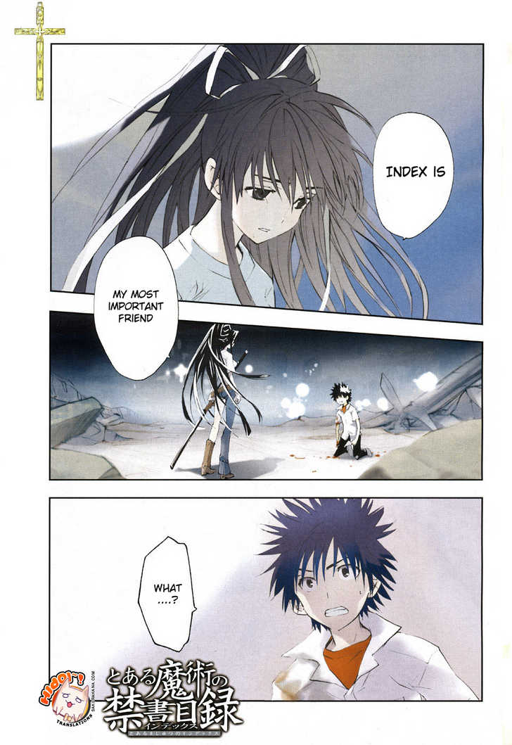 To Aru Majutsu no Index 7 Page 1