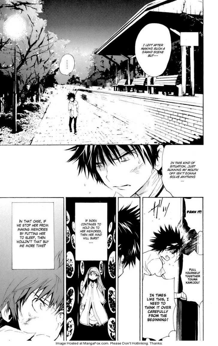 To Aru Majutsu no Index 9 Page 3