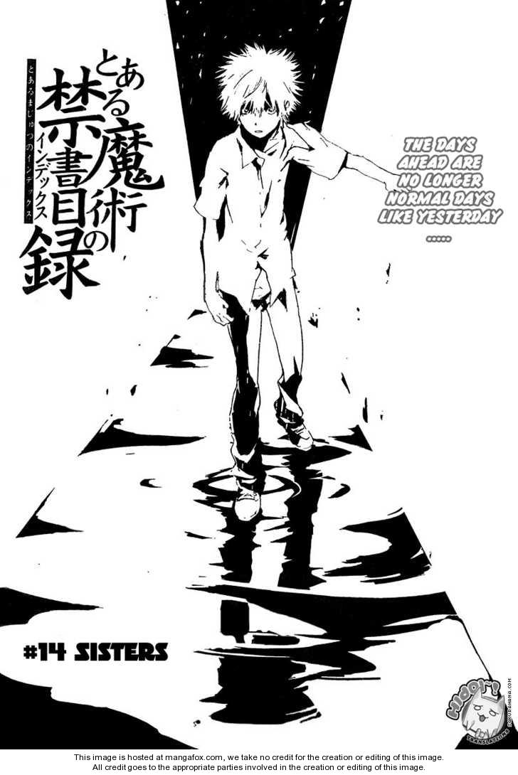 To Aru Majutsu no Index 14 Page 1