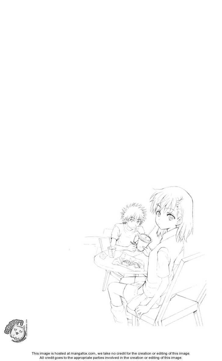 To Aru Majutsu no Index 24 Page 1
