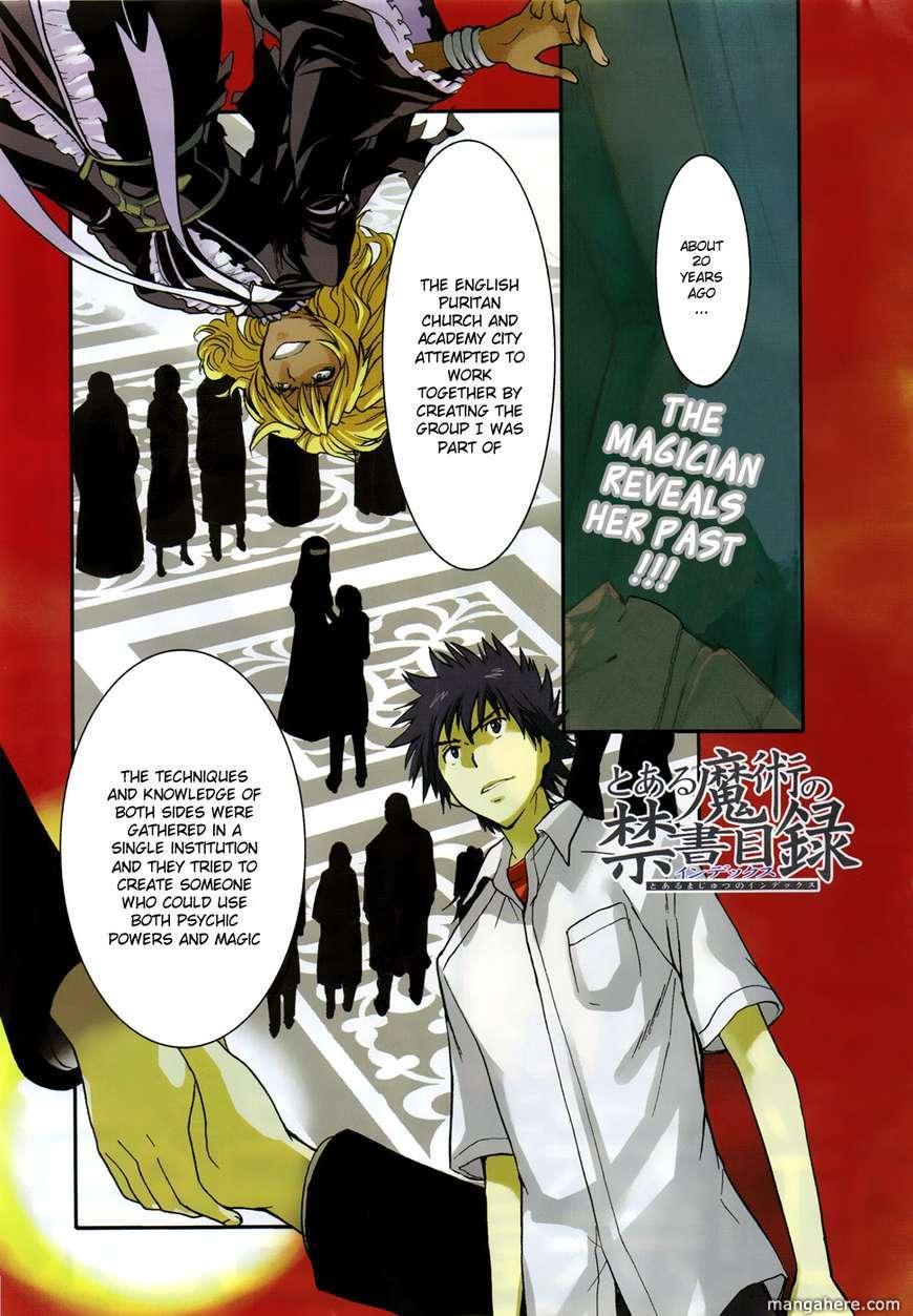 To Aru Majutsu no Index 43 Page 1