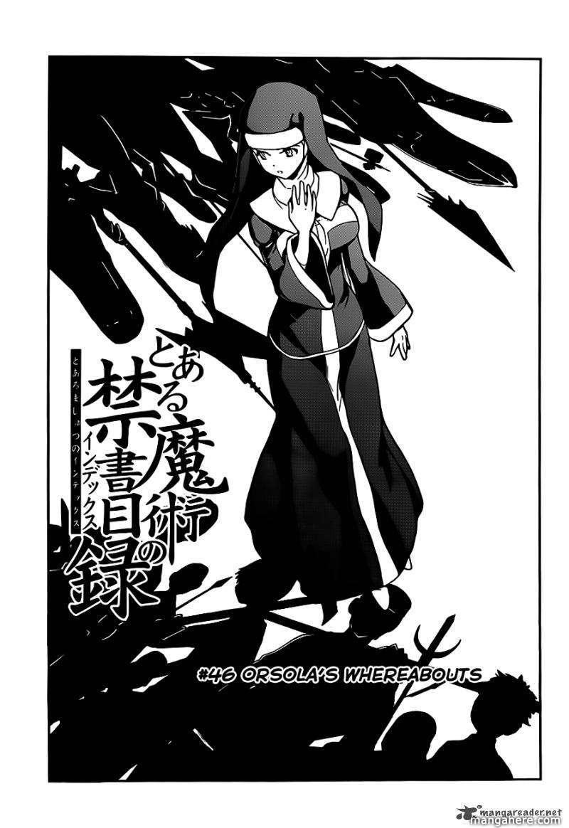 To Aru Majutsu no Index 46 Page 1