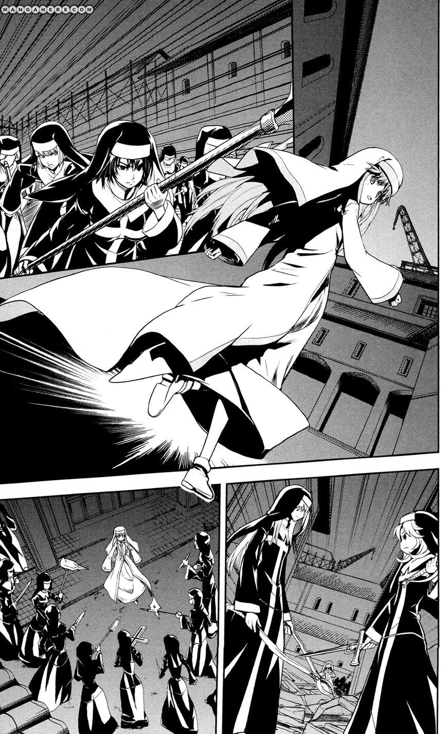 To Aru Majutsu no Index 54 Page 1