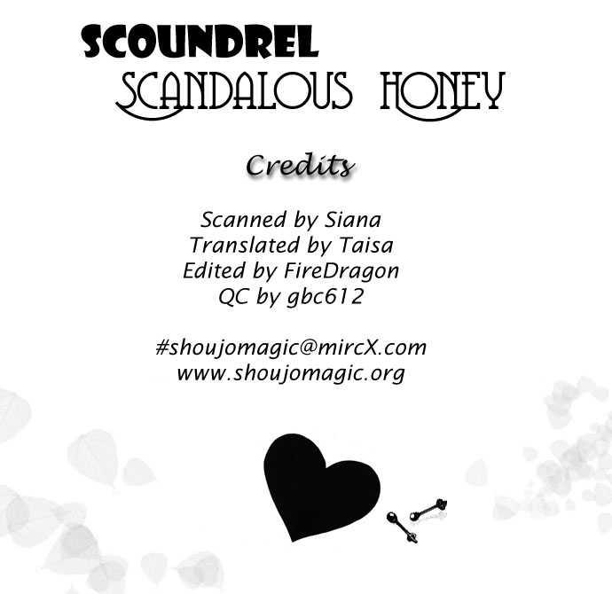 Scoundrel - Scandalous Honey 2 Page 2
