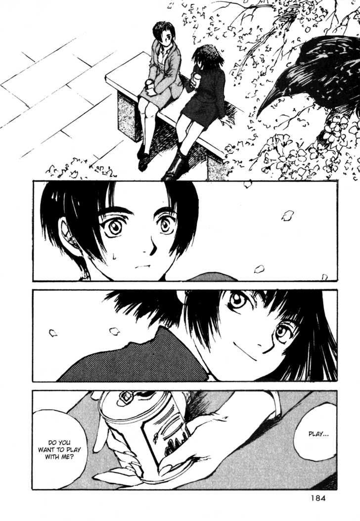 Yesterday wo Utatte 8 Page 3