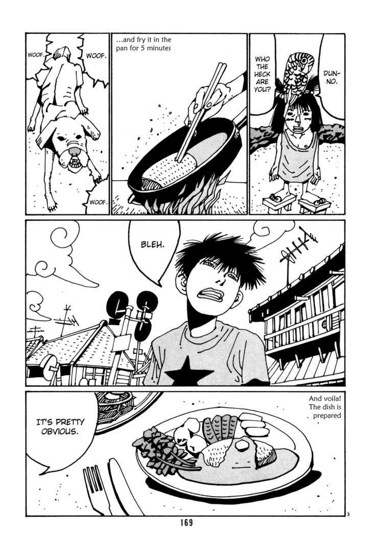 Hanaotoko 36 Page 3