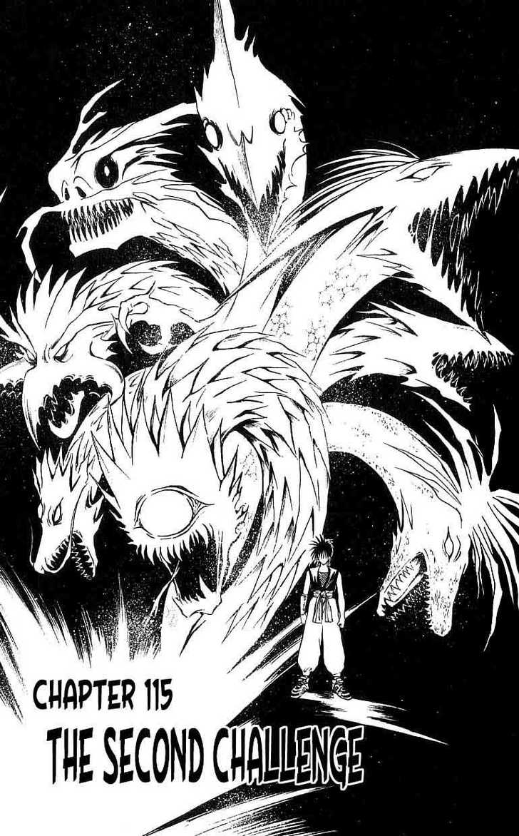 Flame of Recca 115 Page 1