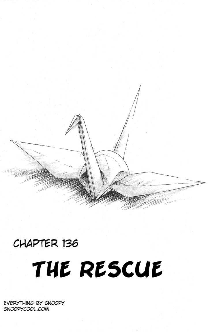 Flame of Recca 136 Page 1