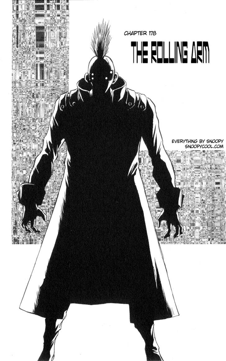 Flame of Recca 178 Page 4
