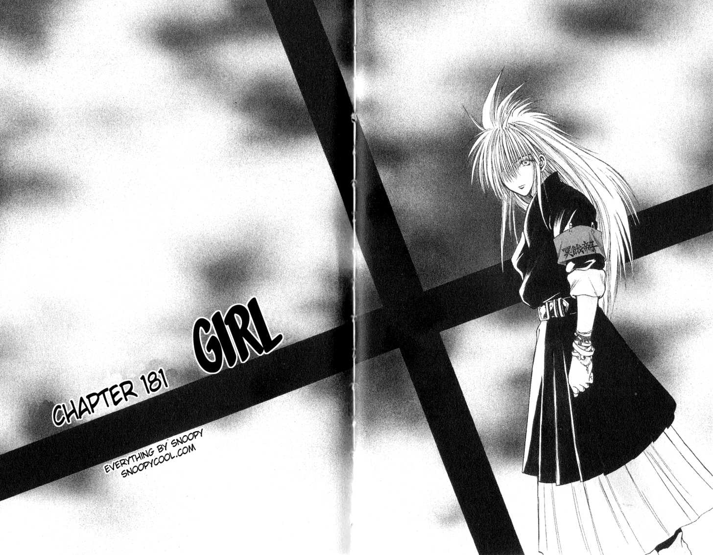 Flame of Recca 181 Page 2