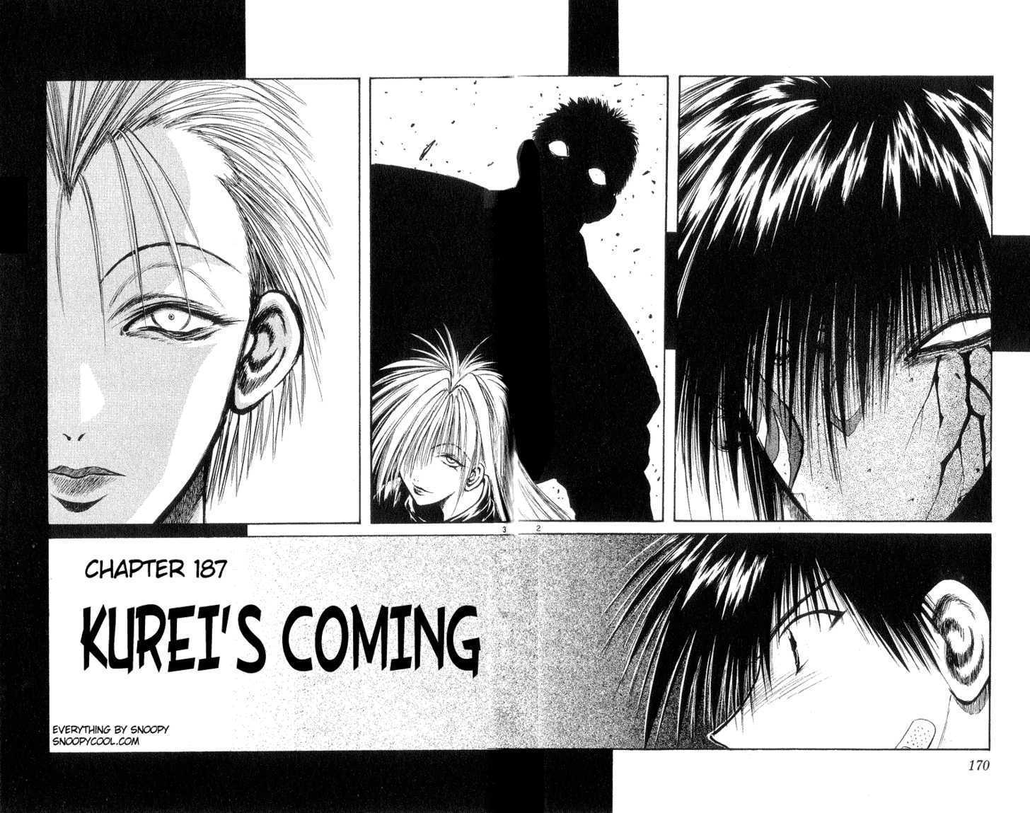 Flame of Recca 187 Page 2