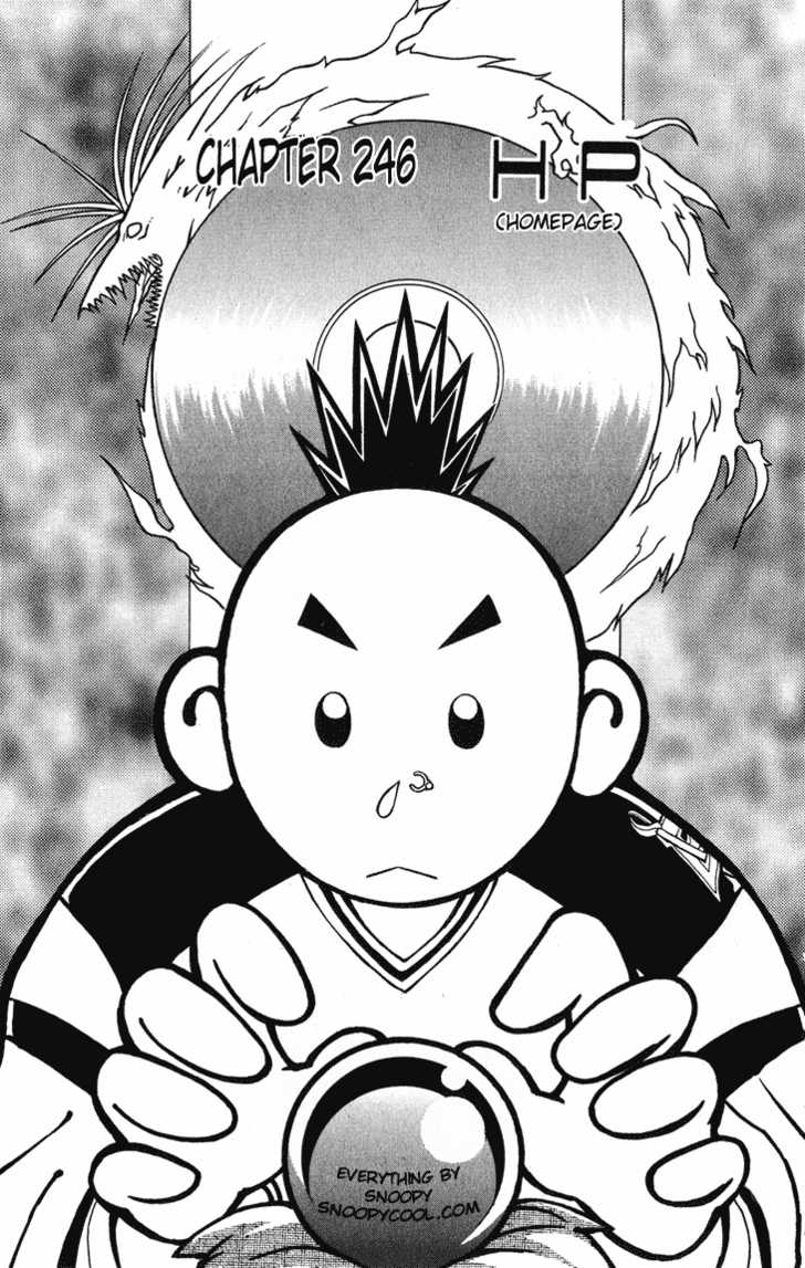 Flame of Recca 246 Page 1