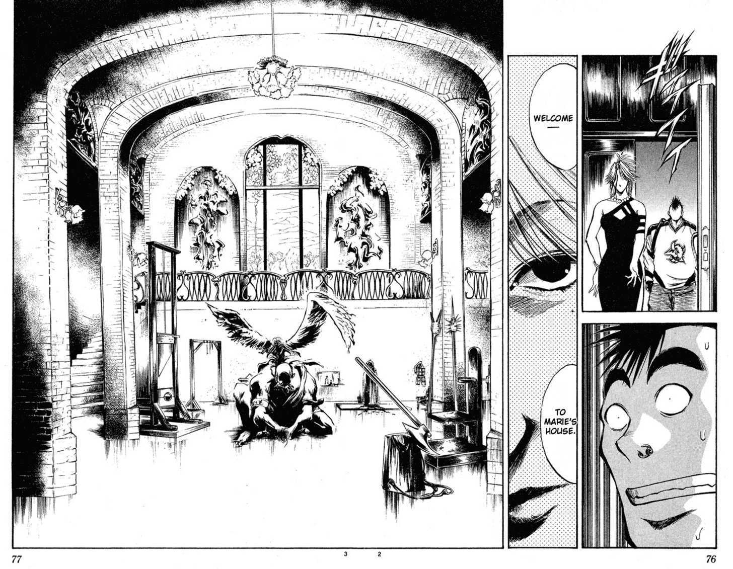 Flame of Recca 272 Page 2