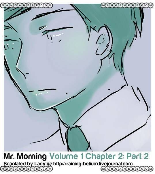 Mr. Morning 2 Page 1