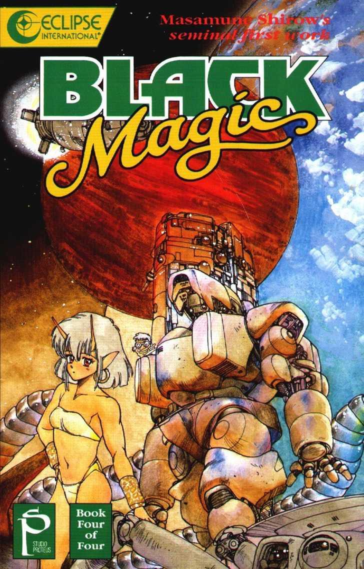 Black Magic Book 4 Page 1