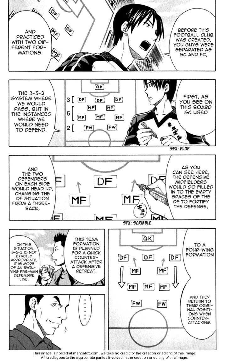 Area no Kishi 42 Page 3