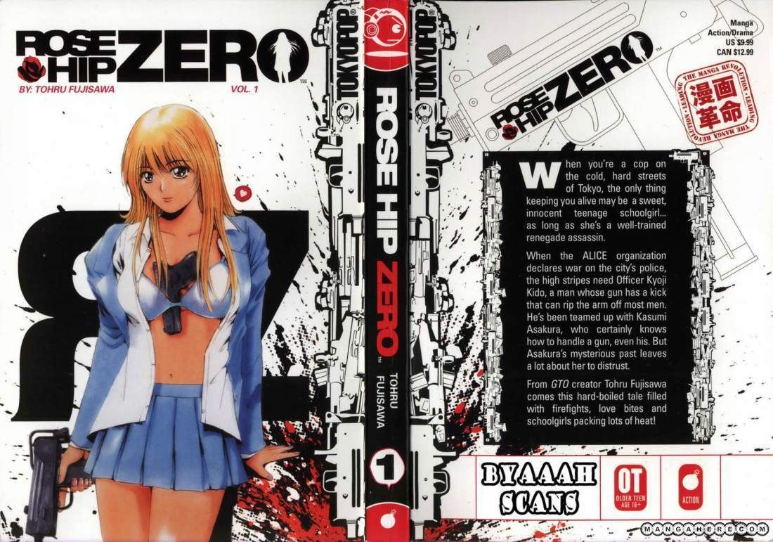 Rose Hip Zero 1 Page 1