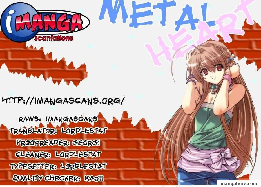 Metal Heart 25 Page 1