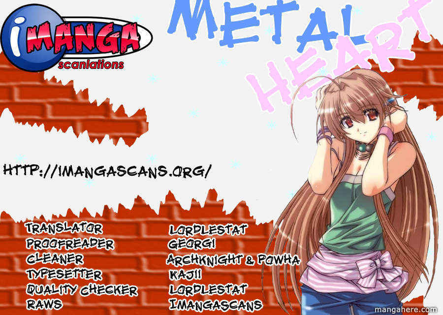 Metal Heart 31 Page 1