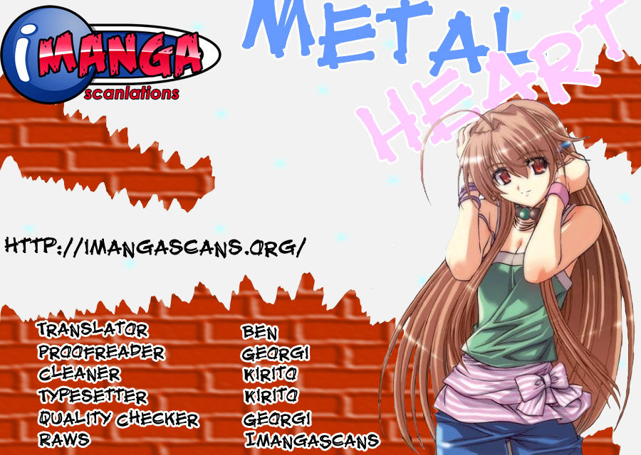 Metal Heart 38 Page 1