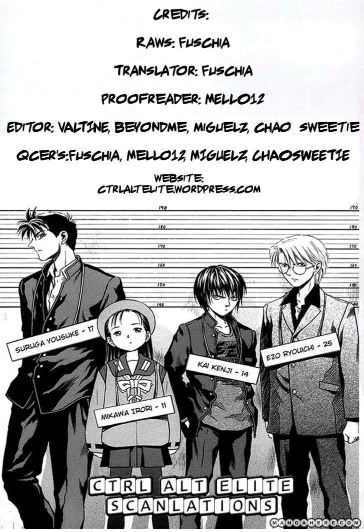 Otogi Matsuri 36 Page 1