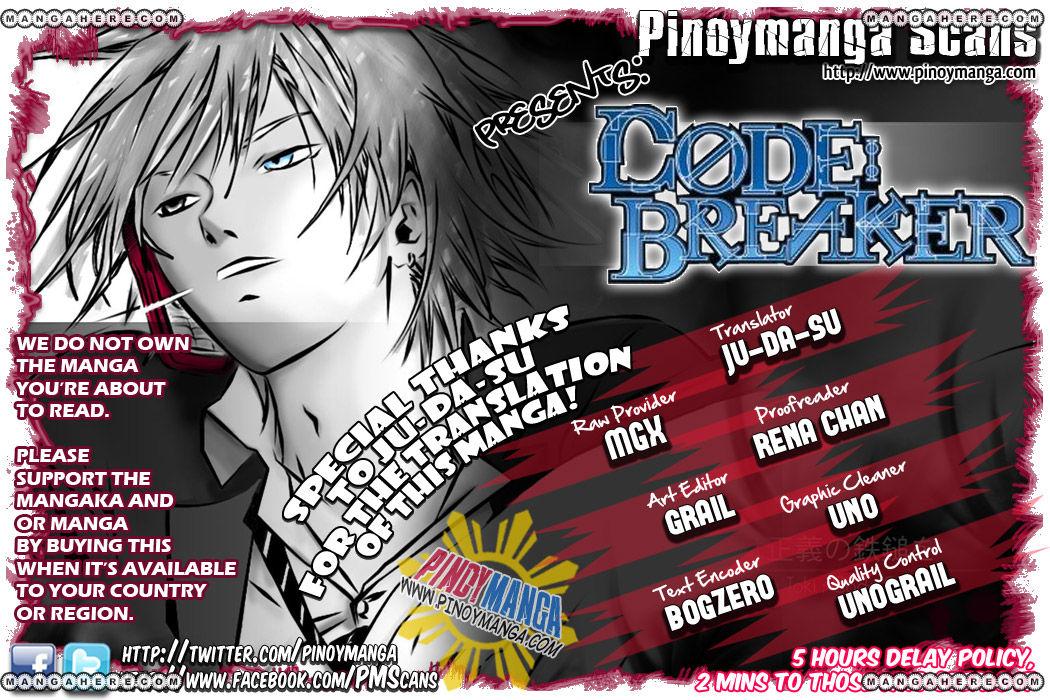 Code:Breaker 179 Page 1
