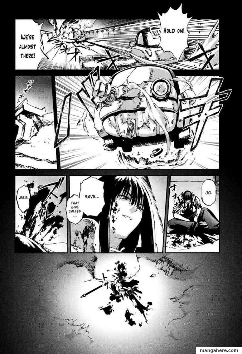 Bakuretsu Tenshi 15 Page 1
