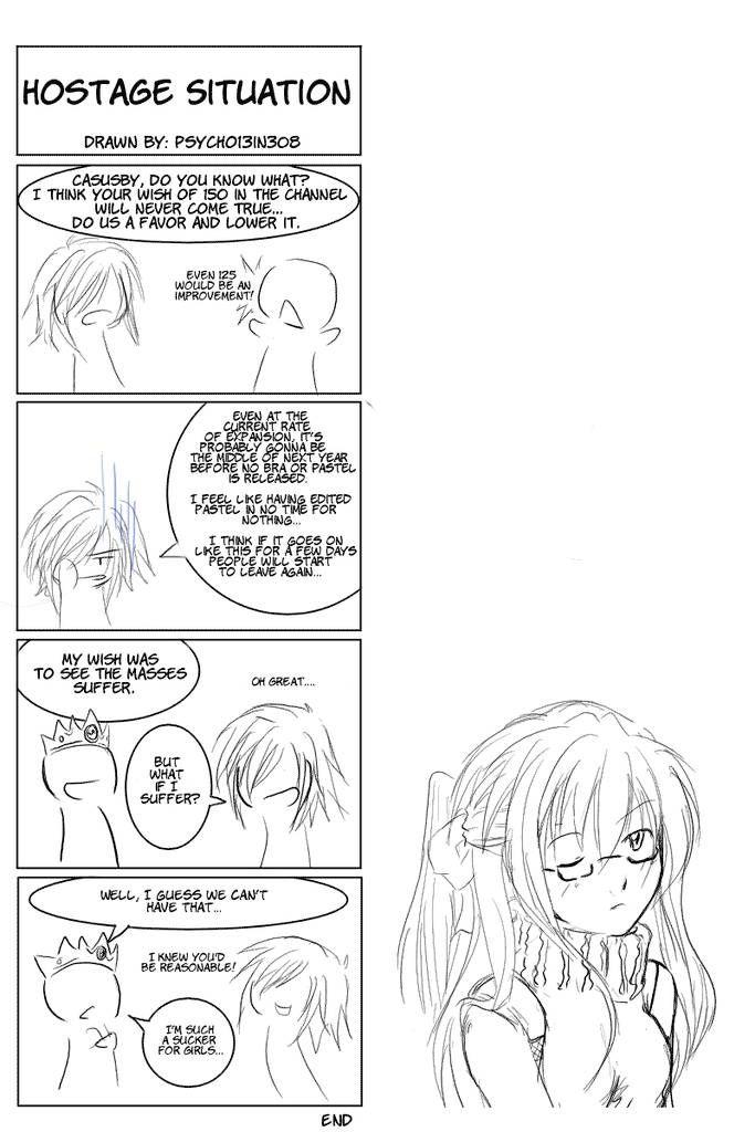 Futatsu no Spica 17 Page 1