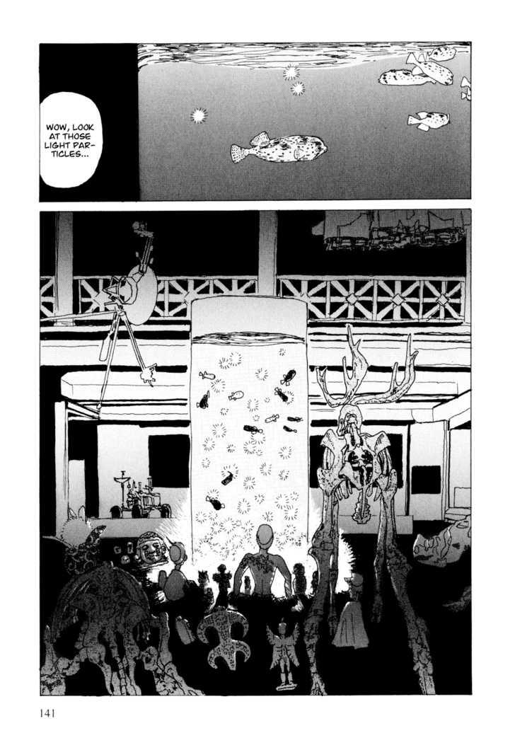 Hanashippanashi 13 Page 1