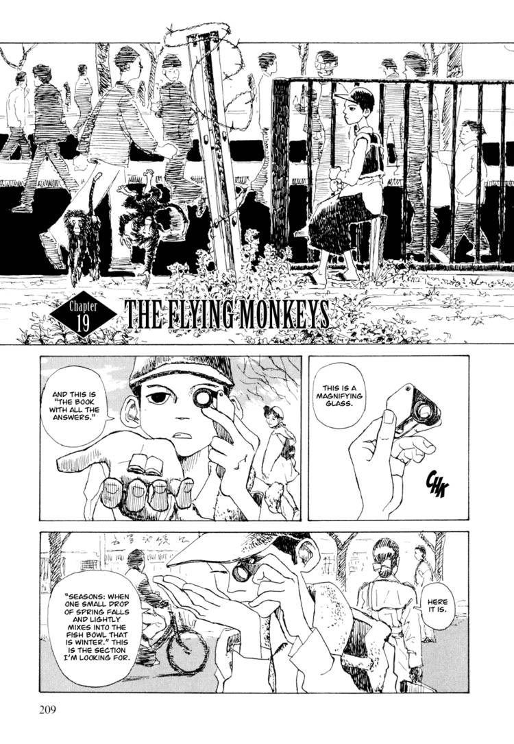 Hanashippanashi 19 Page 1