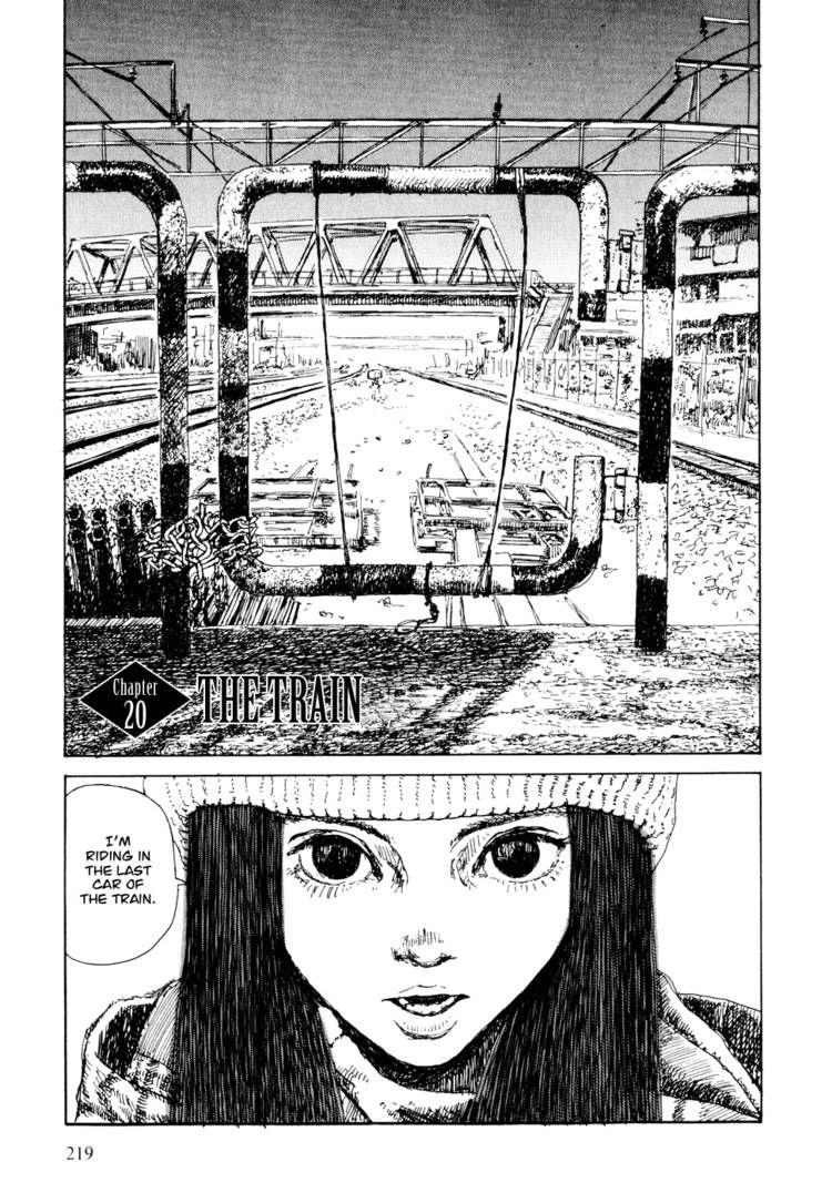 Hanashippanashi 20 Page 1