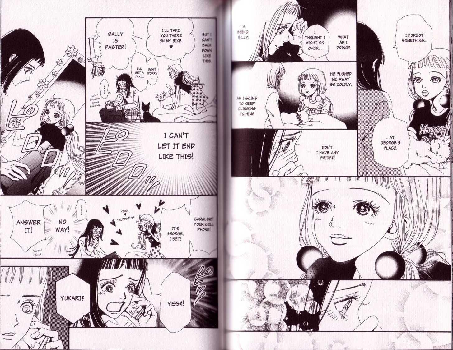 Paradise Kiss 12 Page 2