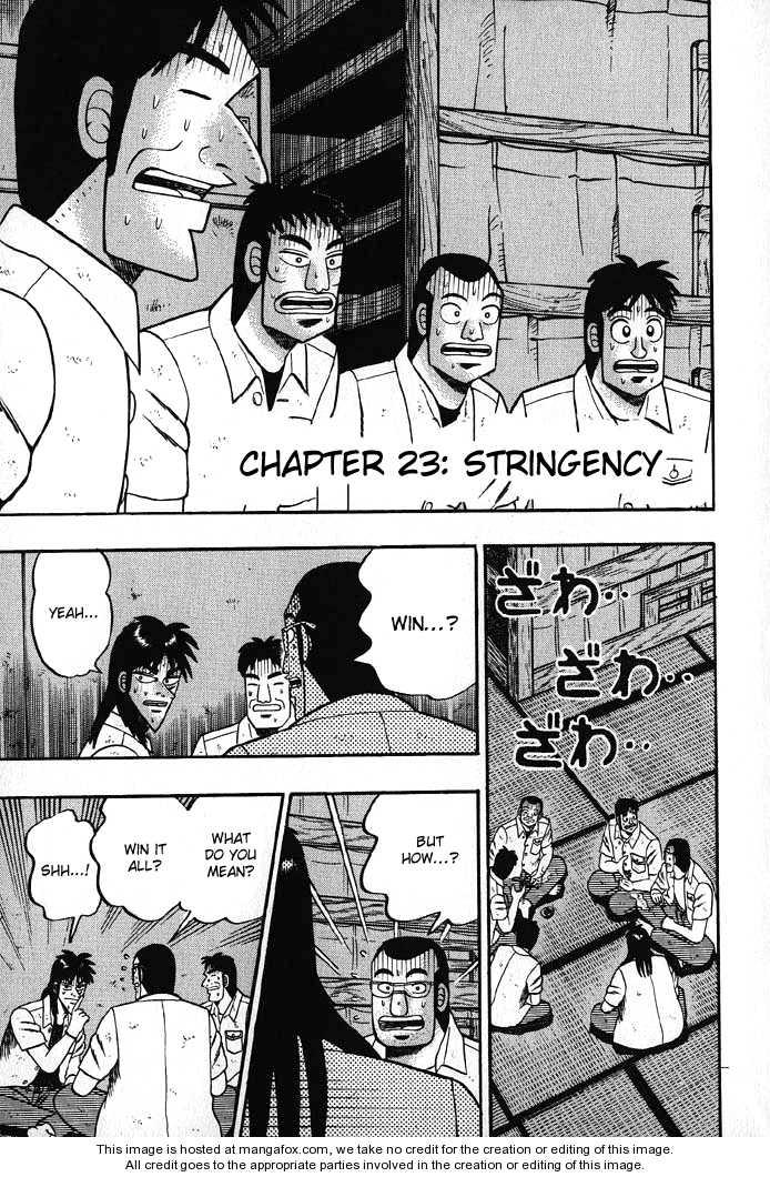 Kaiji 23 Page 1