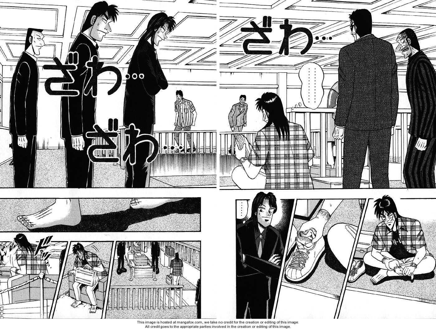 Kaiji 85 Page 2