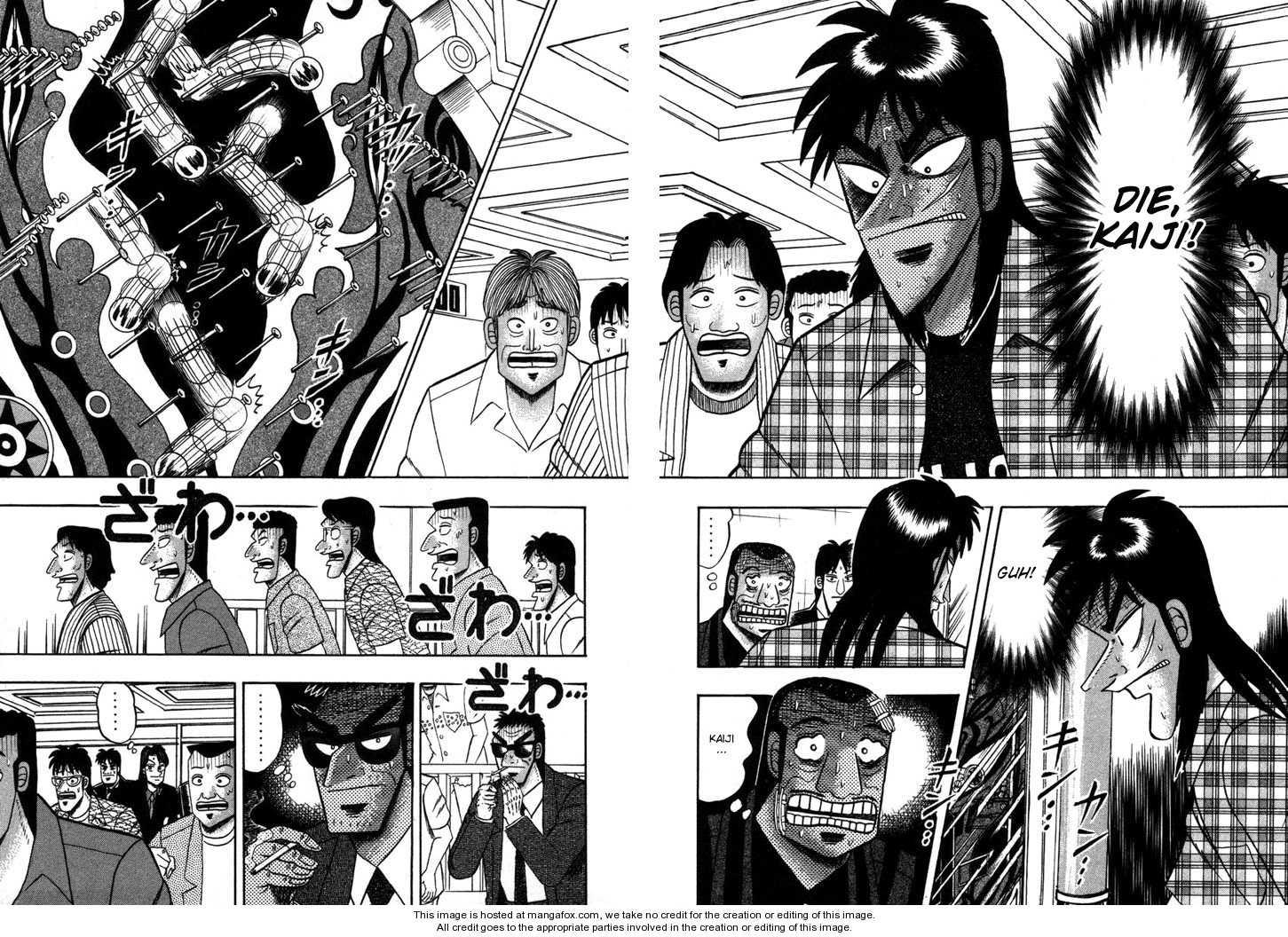 Kaiji 91 Page 2