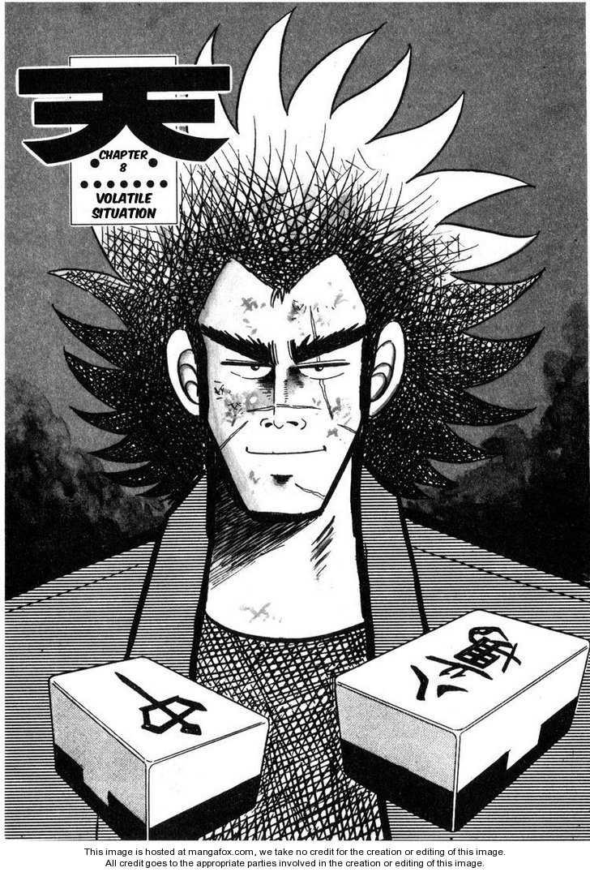 Ten - Tenna Toori no Kaidanji 8 Page 1