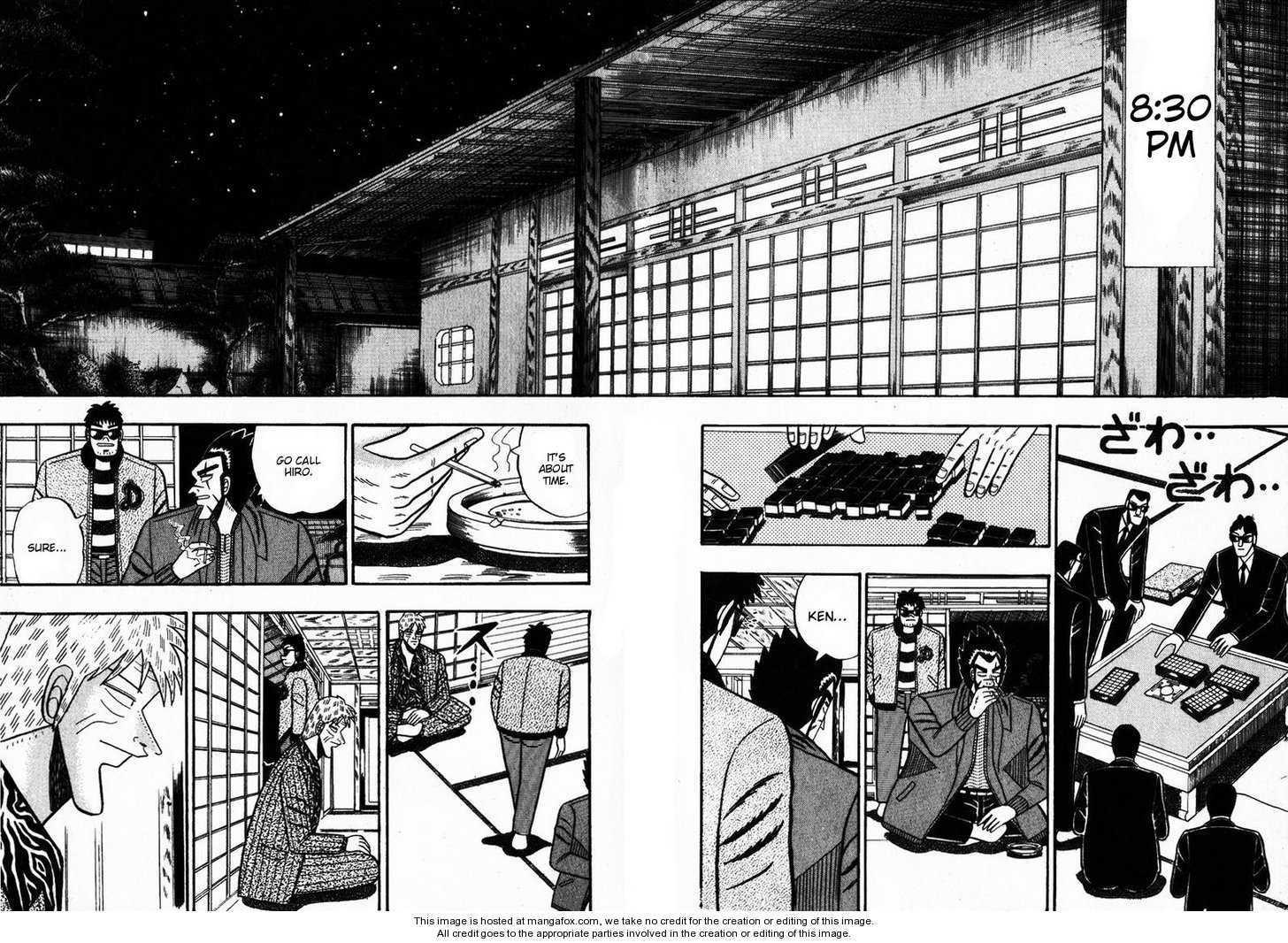 Ten - Tenna Toori no Kaidanji 85 Page 2