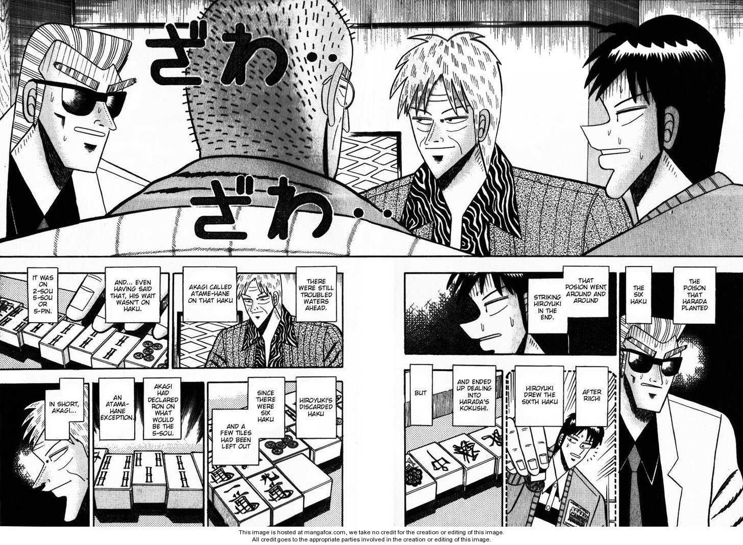 Ten - Tenna Toori no Kaidanji 87 Page 2