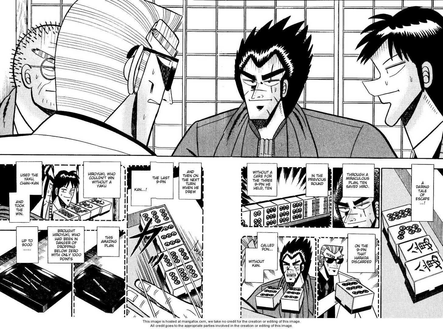 Ten - Tenna Toori no Kaidanji 96 Page 2