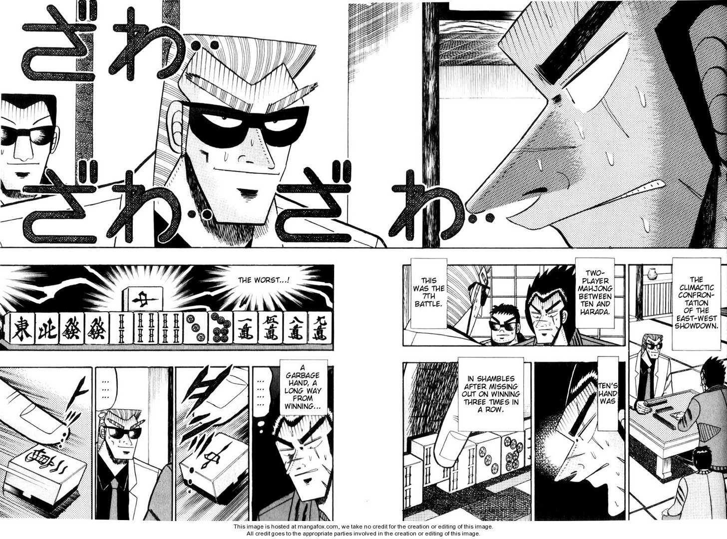 Ten - Tenna Toori no Kaidanji 113 Page 2