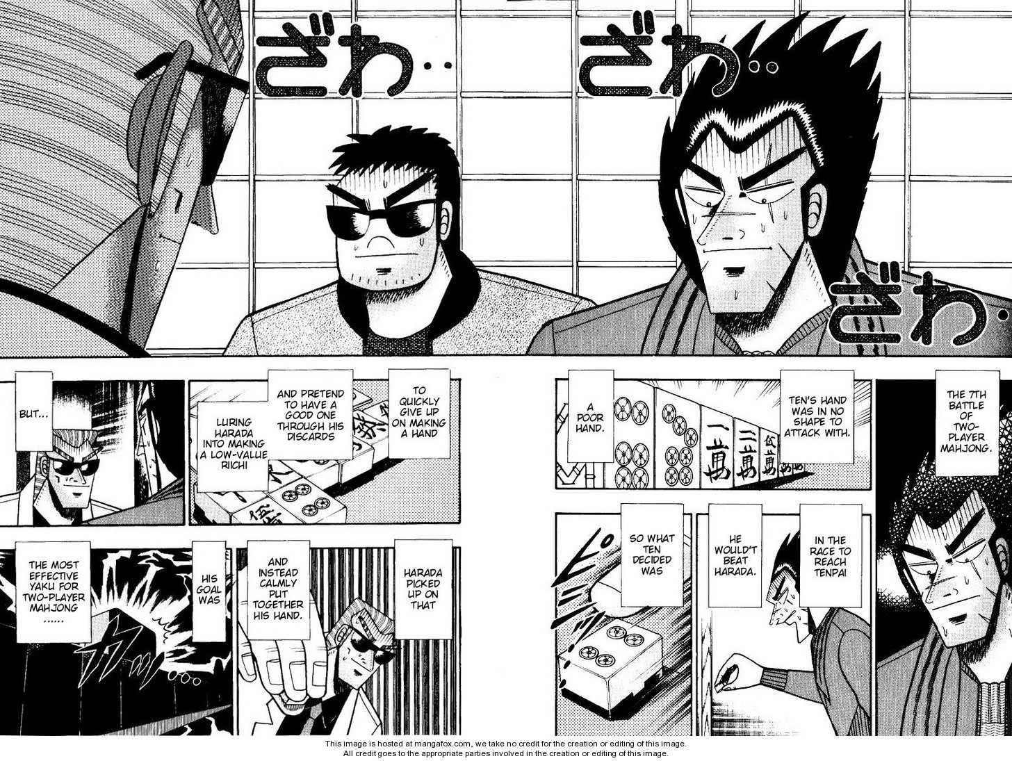 Ten - Tenna Toori no Kaidanji 114 Page 2