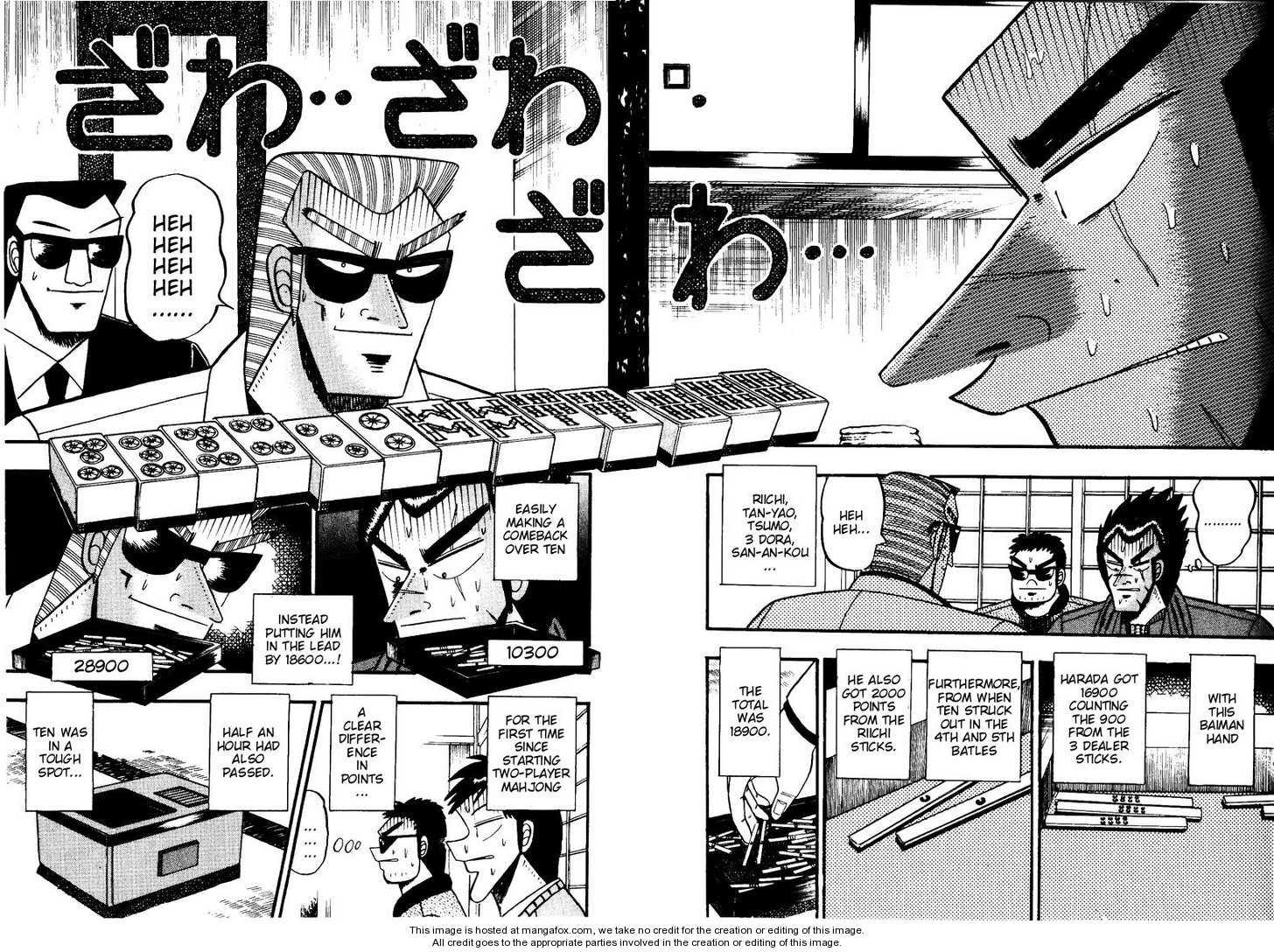 Ten - Tenna Toori no Kaidanji 116 Page 2