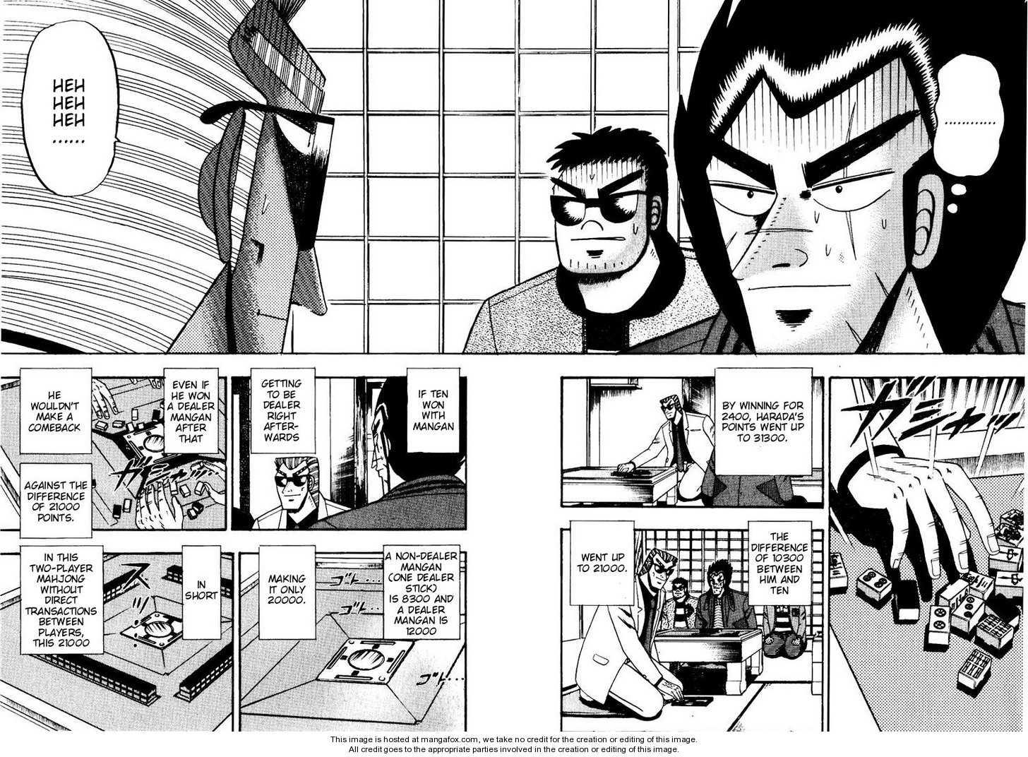 Ten - Tenna Toori no Kaidanji 117 Page 2