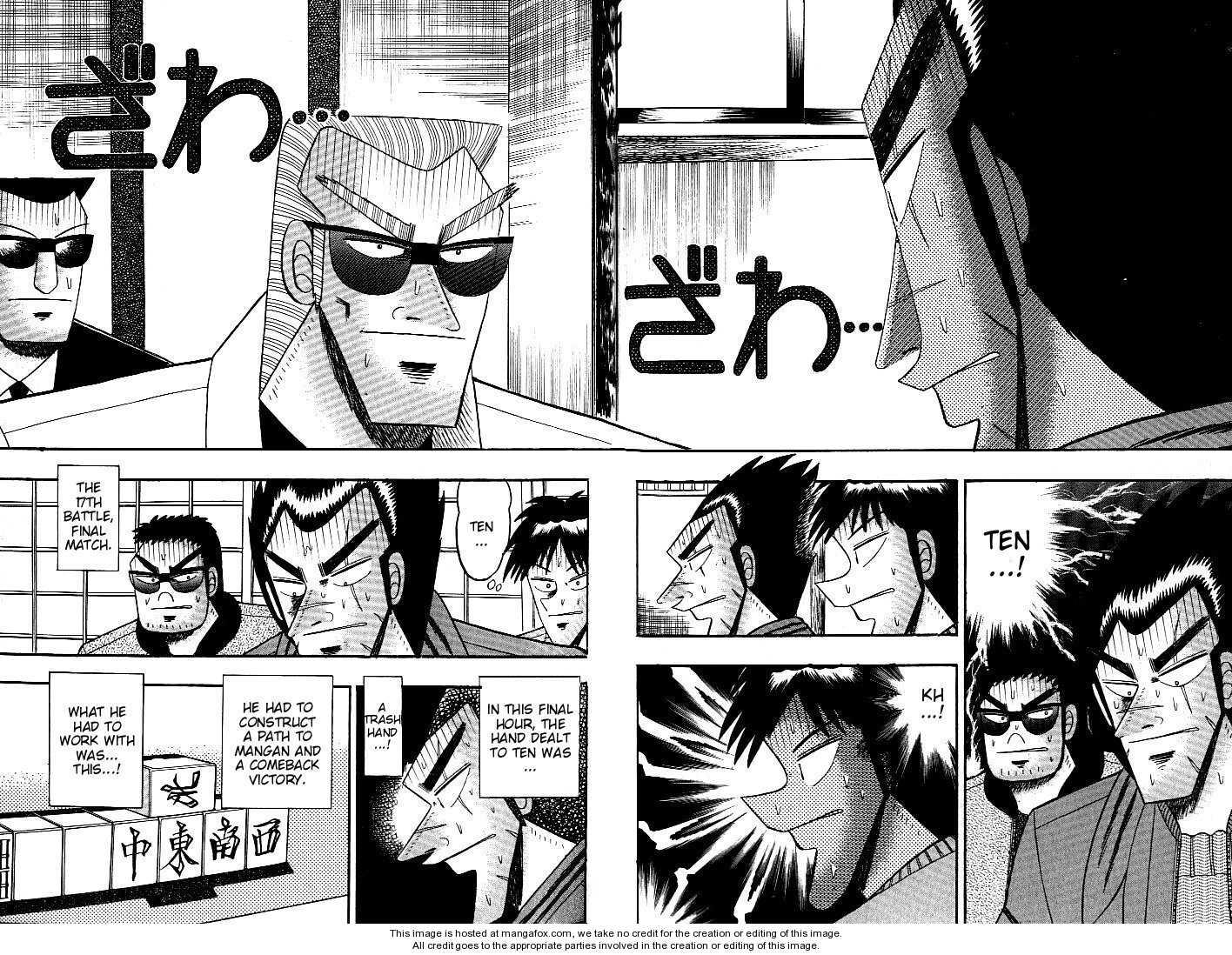 Ten - Tenna Toori no Kaidanji 125 Page 2