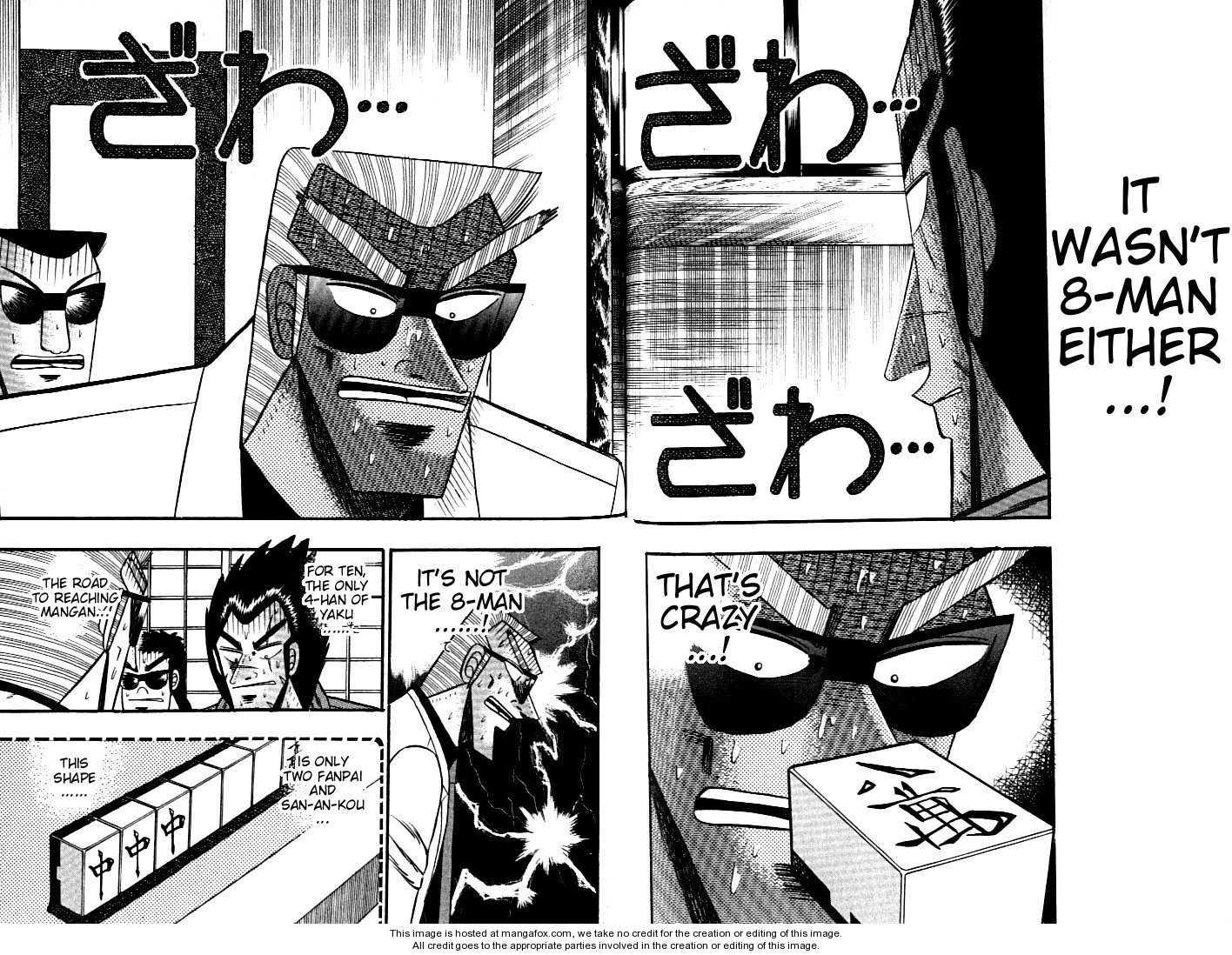 Ten - Tenna Toori no Kaidanji 135 Page 2