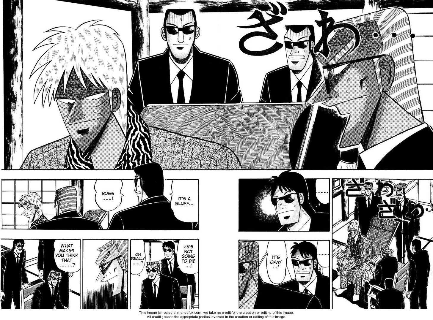 Ten - Tenna Toori no Kaidanji 151 Page 2