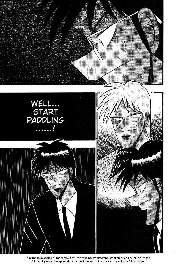 Ten - Tenna Toori no Kaidanji 157 Page 2
